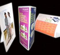 Imprimerie Paris 9-10 : Impression de PVL, présentoirs, chevalets